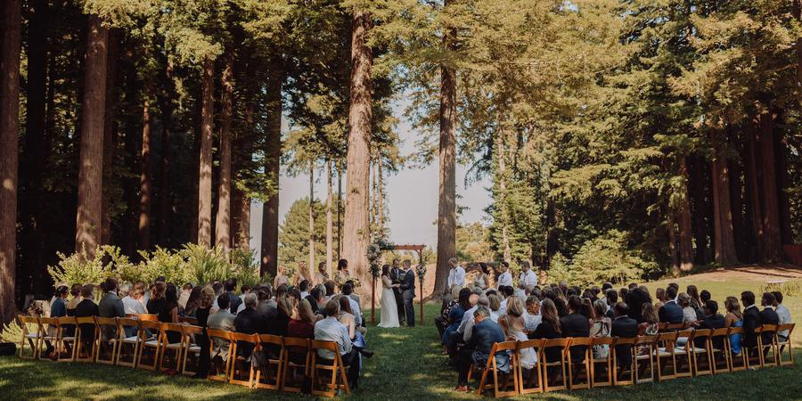 The Mountain Terrace wedding Peninsula