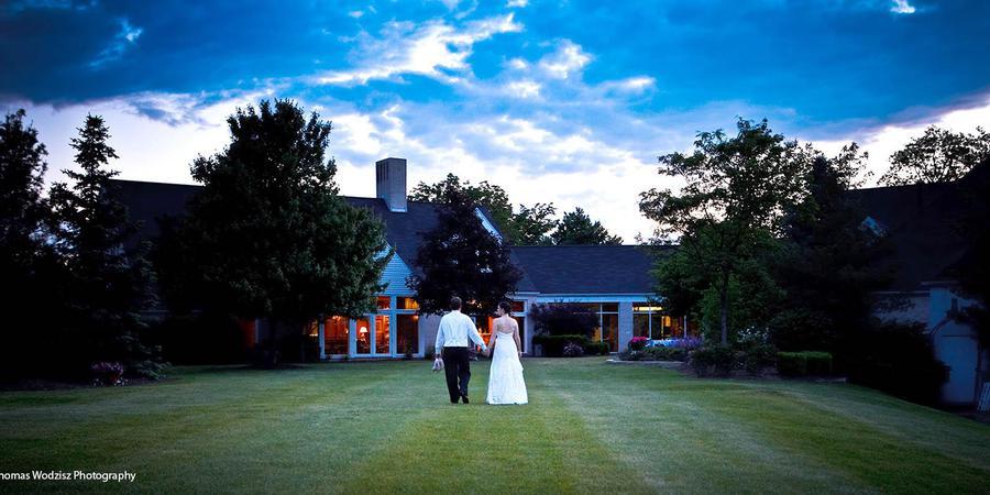 Walden Club wedding Cleveland