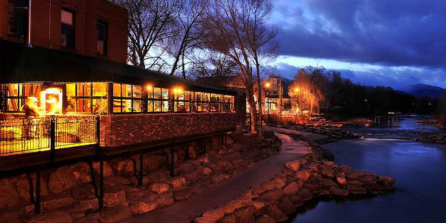 The Boathouse Cantina wedding Aspen/Vail/High Rockies