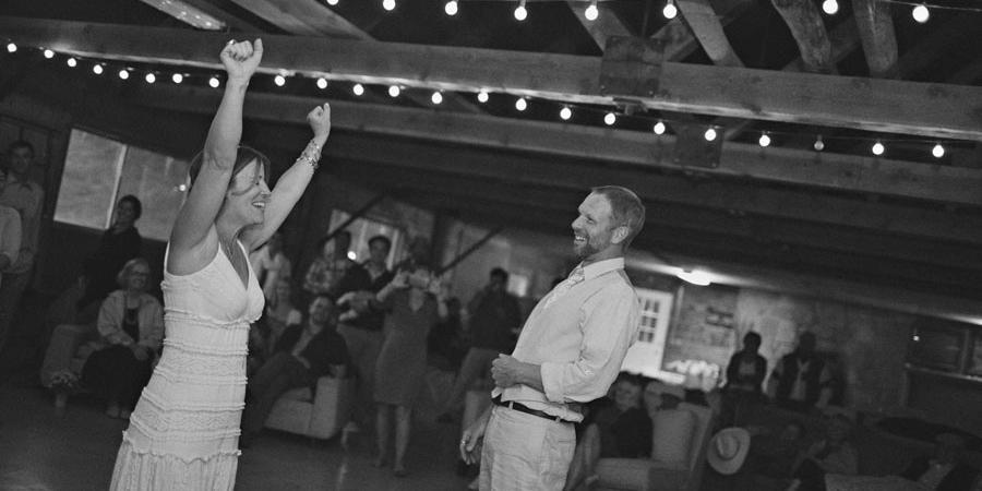 Central Idaho 4-H Camp wedding Idaho