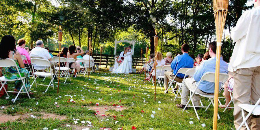 Parker Place wedding Atlanta