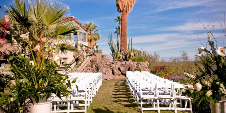 The O'Donnell House wedding Palm Springs
