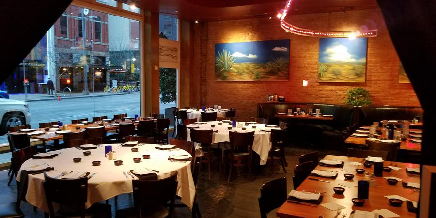 Iron Cactus Mexican Grill & Margarita Bar - Dallas wedding Dallas