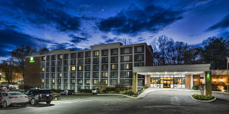 Holiday Inn Charlottesville - University Area wedding Charlottesville