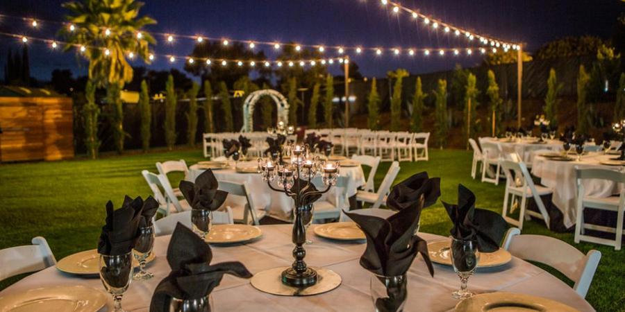 Carlton Oaks Golf Course wedding San Diego