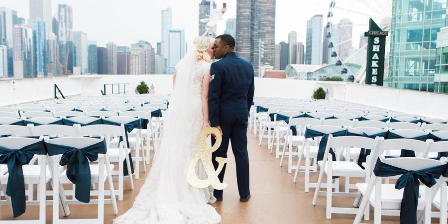 Odyssey wedding Chicago