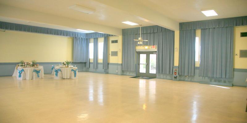 The Old School Cafeteria wedding Savannah