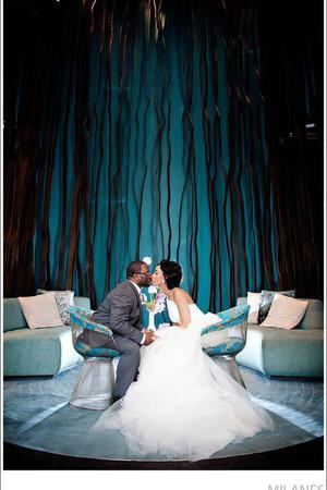 W Atlanta - Downtown wedding Atlanta