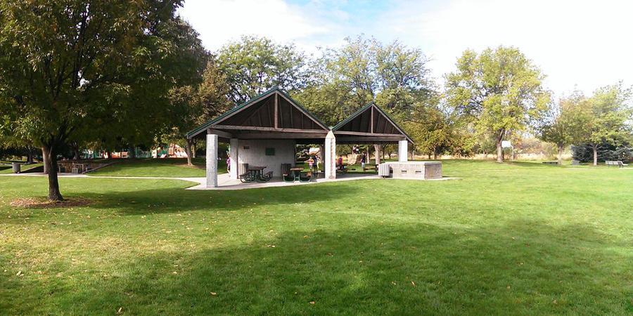 Quarry View Park wedding Idaho