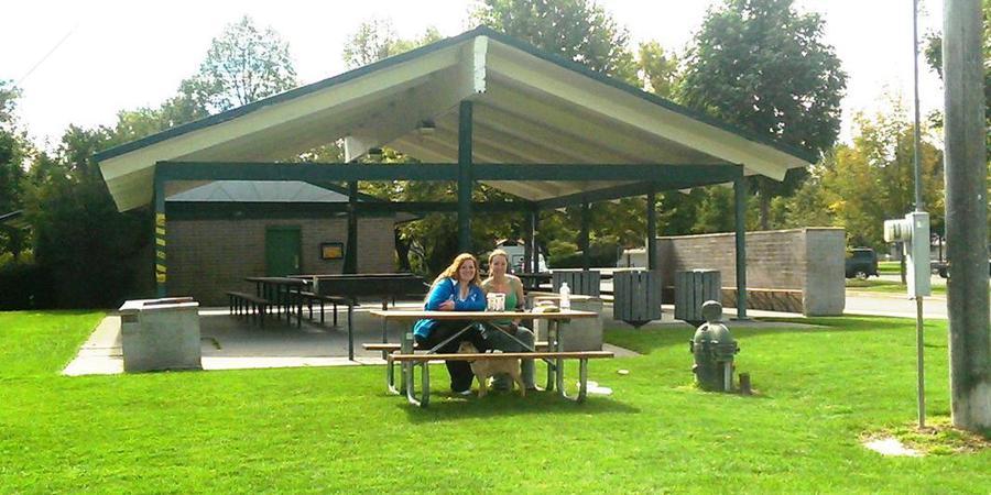 Winstead Park wedding Idaho