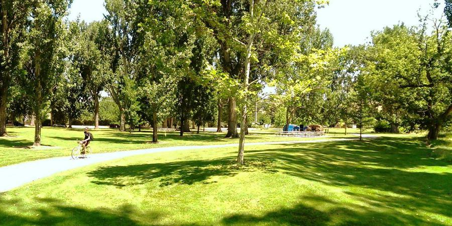 Municipal Park wedding Idaho