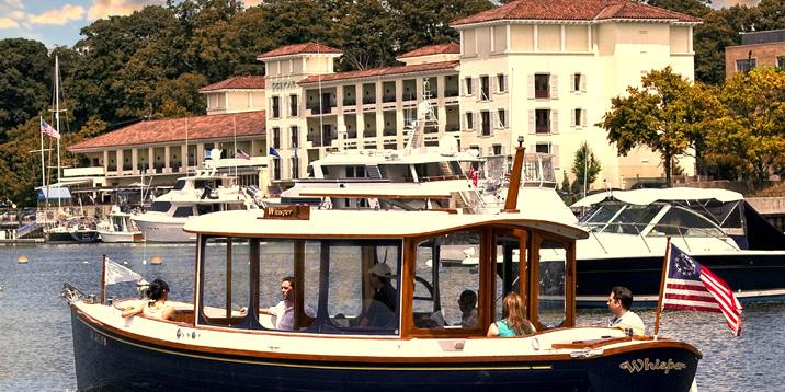 Delamar Greenwich Harbor wedding Greater Bridgeport