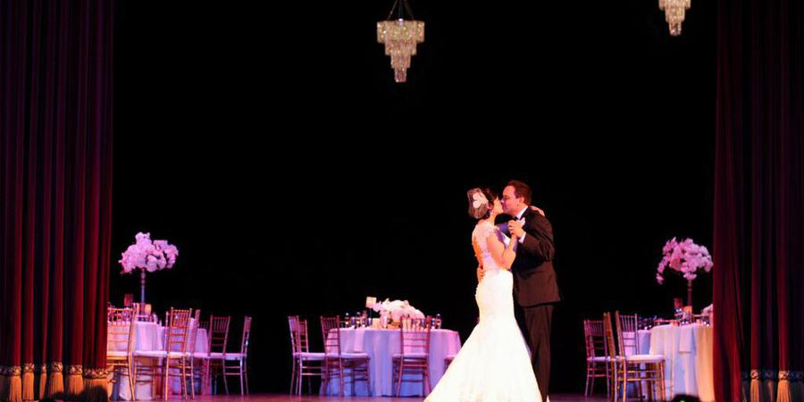 Palace Theatre wedding Eastern Adirondacks/Lake Champlain