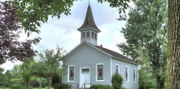 Buffalo Niagara Heritage Village wedding Western New York