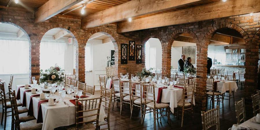 La Galleria Banquets wedding Western New York