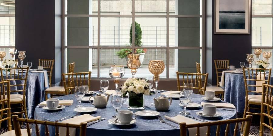 Twelve Hotels Atlantic Station wedding Atlanta