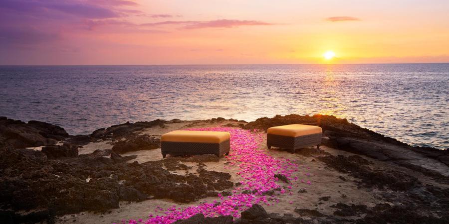 Sheraton Kona Resort & Spa at Keauhou Bay wedding Hawaii (Big Island)