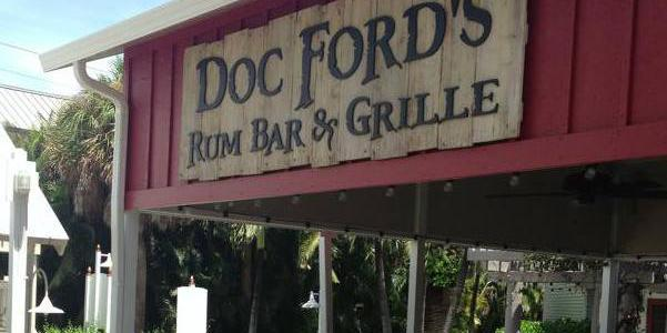 Doc Ford's Rum Bar and Grille wedding Naples/Fort Myers