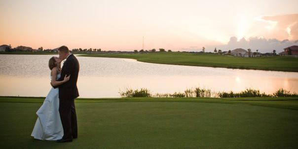 Duran Golf Club wedding Central Florida Beaches/Coast