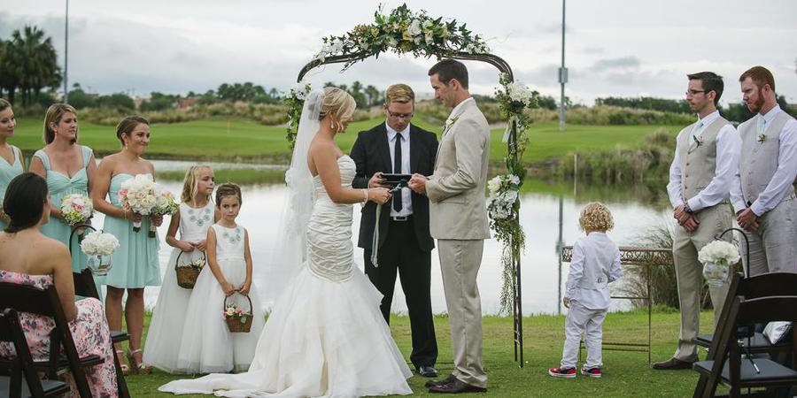 Duran Golf Club wedding Central Florida Beaches/Coast