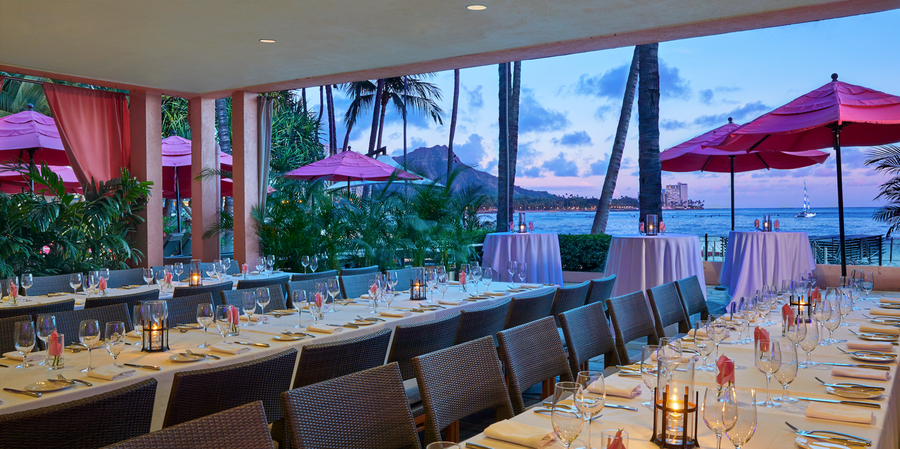 The Royal Hawaiian, a Luxury Collection Resort wedding Honolulu