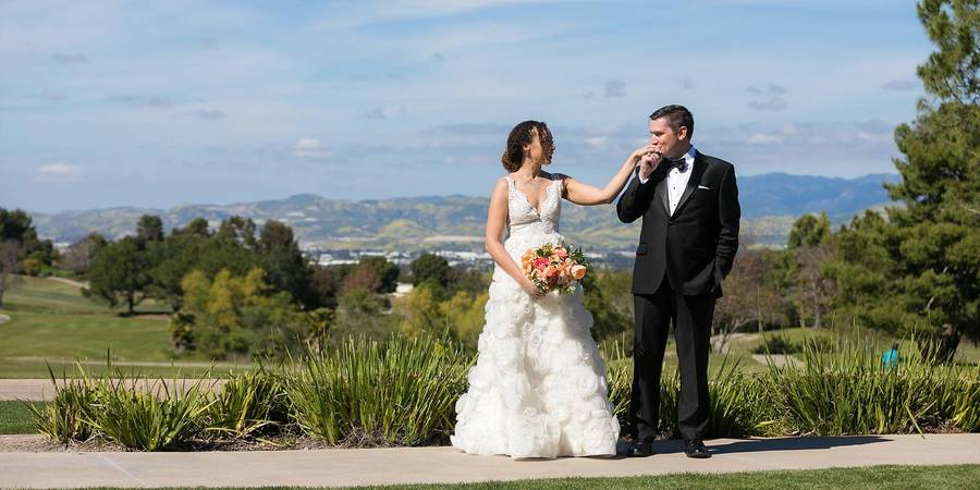 Aliso Viejo by Wedgewood Weddings wedding Orange County