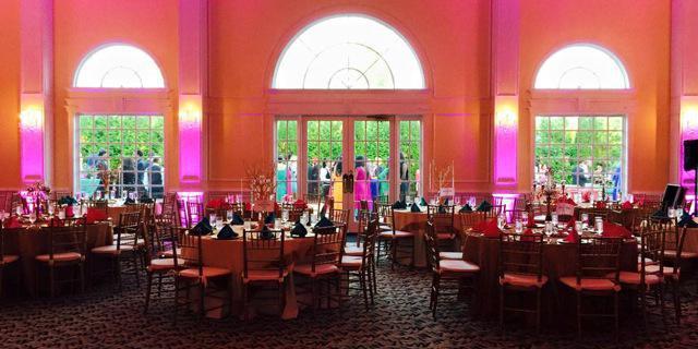 Gala Cuisine at Foxchase Manor wedding Northern Virginia