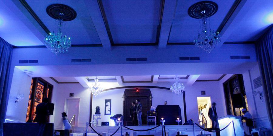 Zanger Hall wedding Manhattan