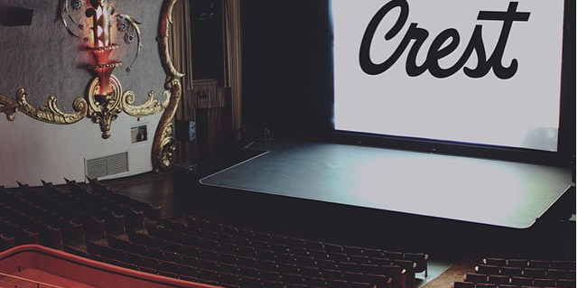 Crest Theatre wedding Sacramento