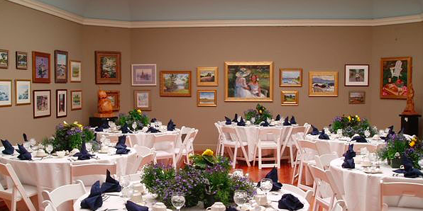 The Lyme Art Association wedding Hartford