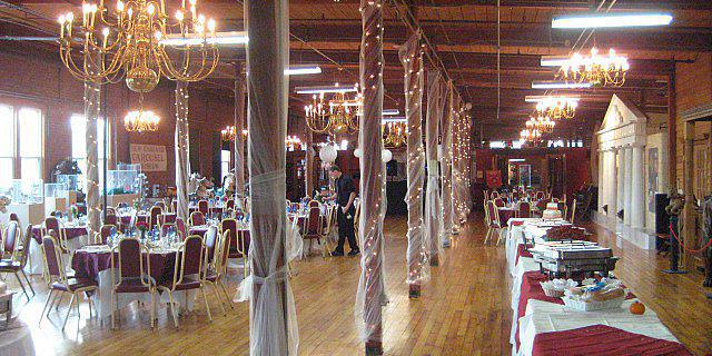New England Carousel Museum wedding Hartford