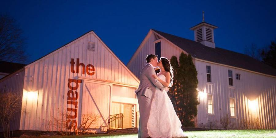 The Barns at Wesleyan Hills wedding Hartford