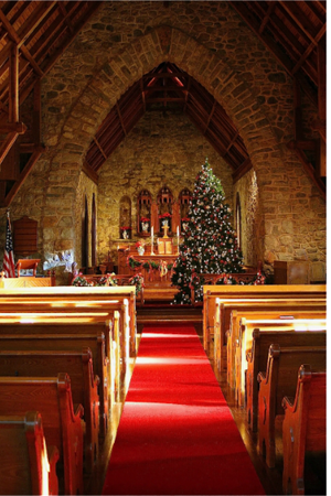 Cragsmoor Stone Church - Chapel of the Holy Name wedding Westchester/Hudson Valley