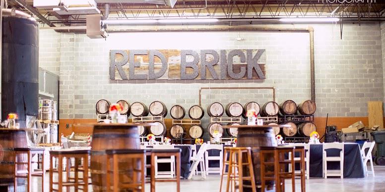 Atlanta Brewing Company wedding Atlanta