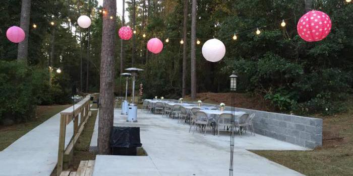 The Dogwood House wedding Northwest Florida