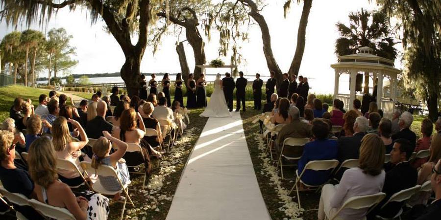 Lakeside Inn wedding Orlando