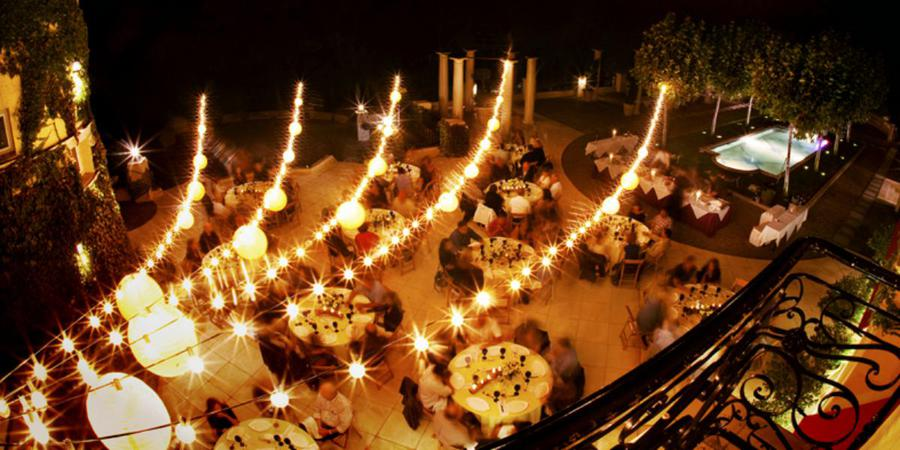 JUSTIN Vineyards & Winery wedding Central Coast