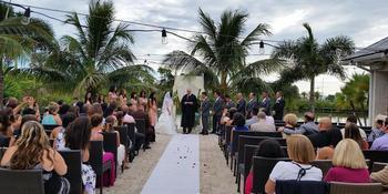 Island Way Grill wedding Tampa