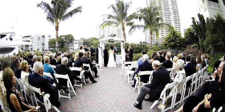 Riverside Hotel wedding Fort Lauderdale