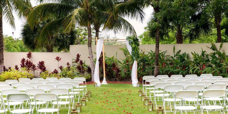 Miami Airport Marriott wedding Miami