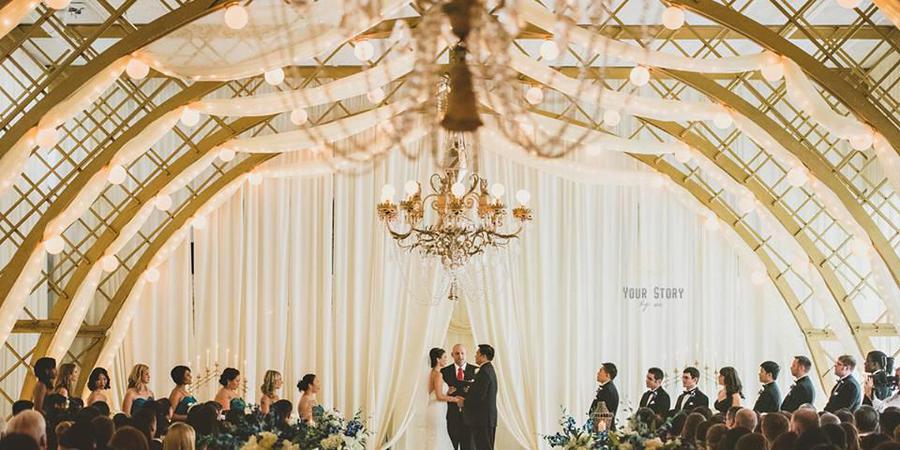 Kapok Special Event Center & Gardens wedding Tampa