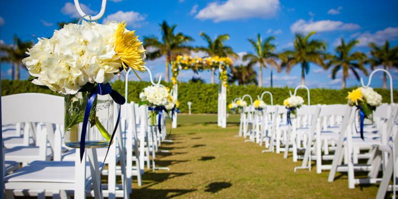 National Croquet Center wedding Boca Raton