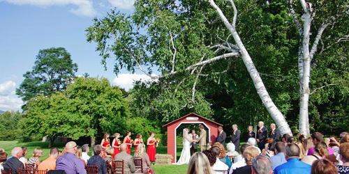 1768 Hubbell Homestead at Colgate Park wedding Vermont