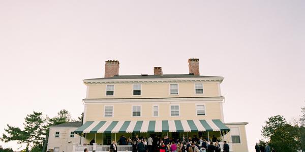 Eugene O'Neill Theater Center wedding New London