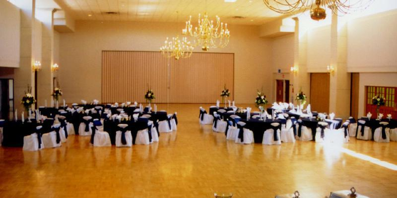 St. Paul Community Center wedding San Antonio
