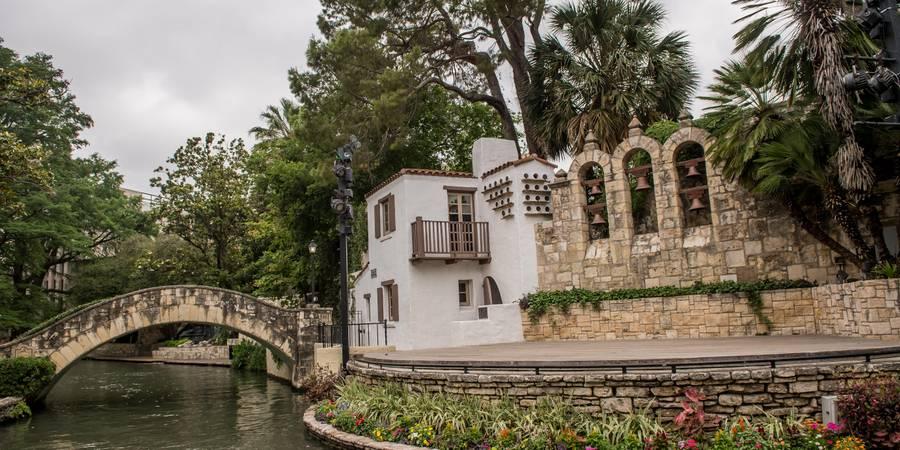 La Villita Historic Arts Village wedding San Antonio