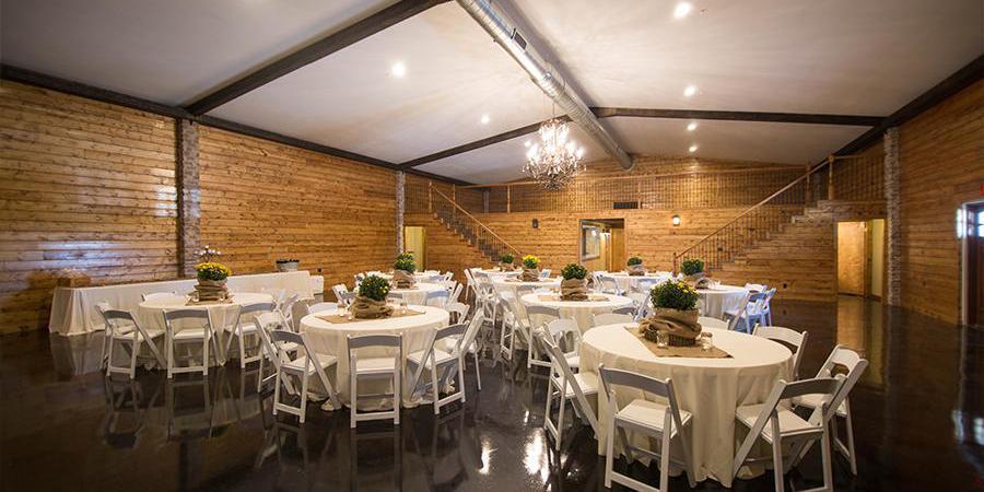 Red Barn Events wedding Dallas