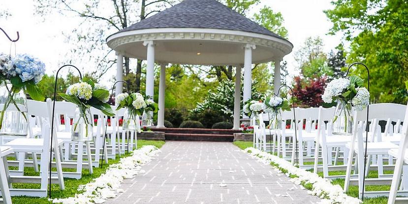 Saratoga Springs wedding Charlotte