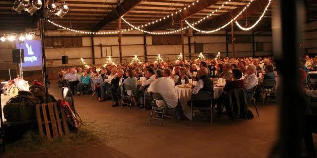 J.S. Bridwell Agricultural Center wedding Fort Worth
