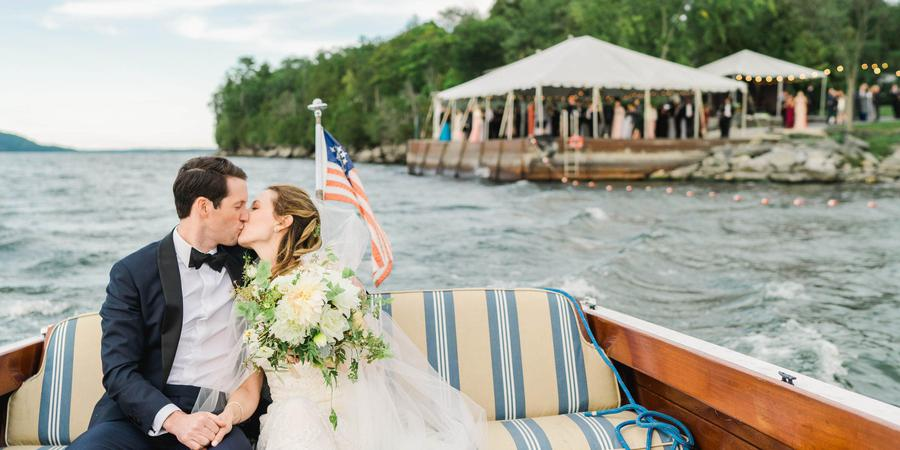 Basin Harbor wedding Vermont